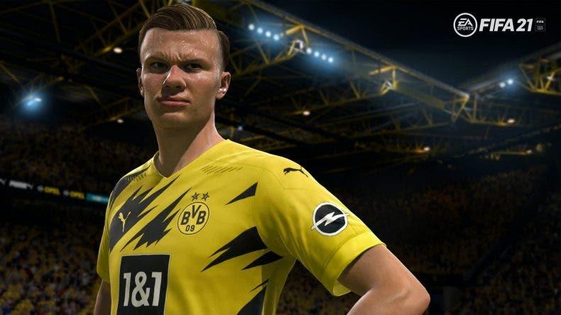 Comparan el rendimiento de FIFA 21 tras recibir las mejoras para Xbox Series X|S 1