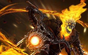 skin de Ghost Rider llegaría a Fortnite