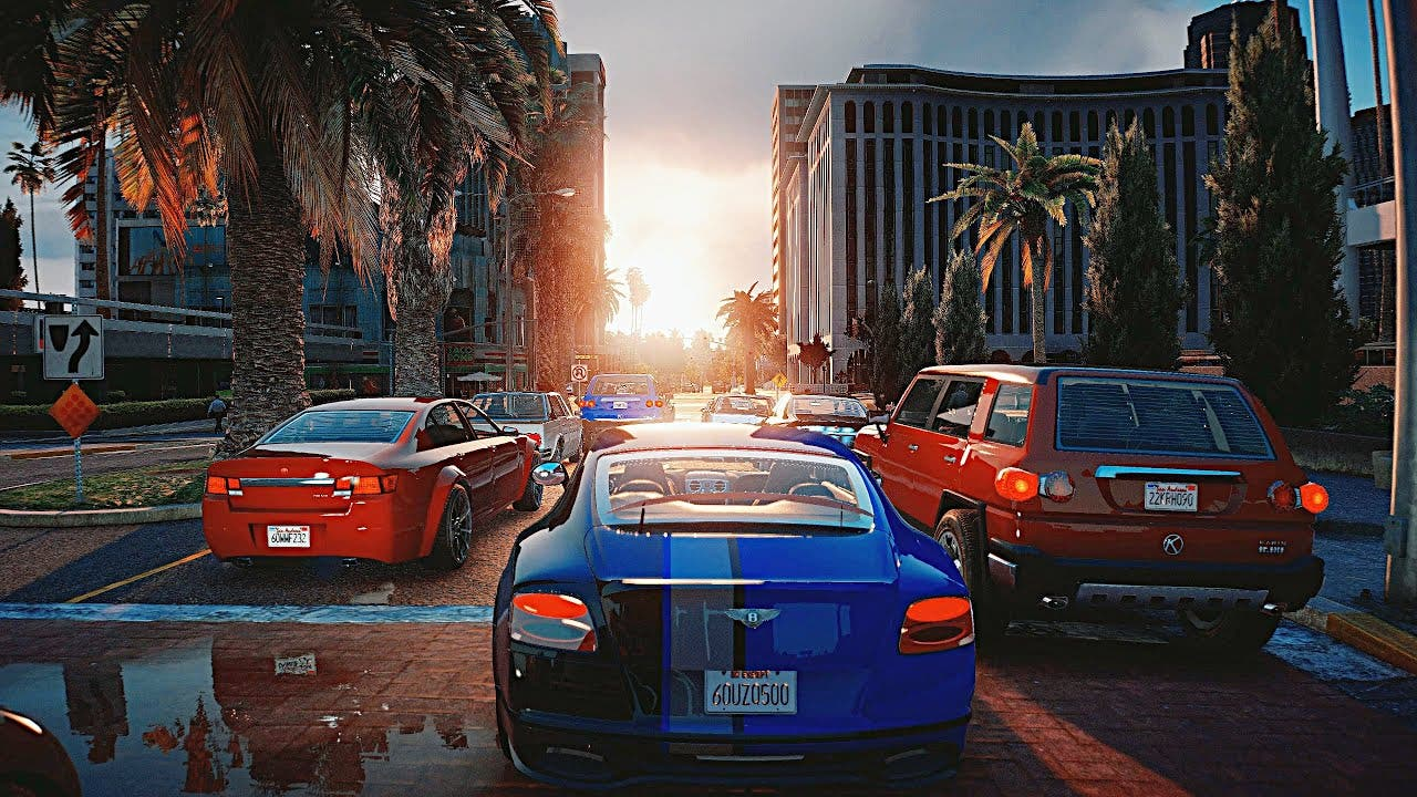 remake de GTA V en Xbox Series X