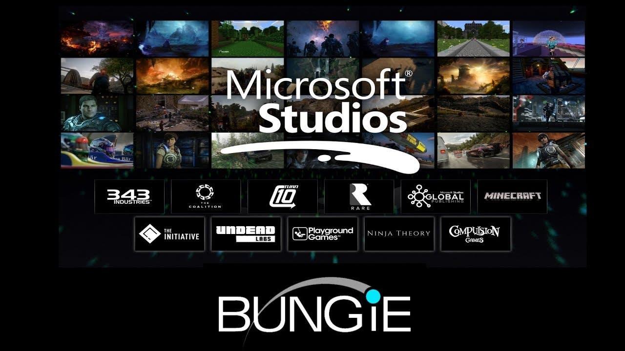 compra de Bungie por parte de Xbox