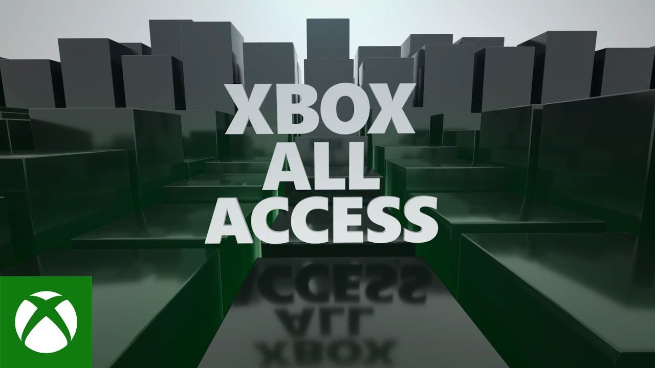 Todo sobre Xbox All Access
