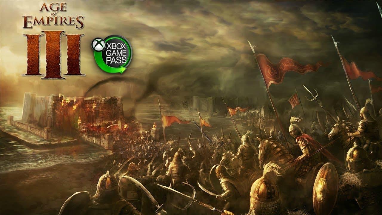 Age of Empires III llegará a Xbox Game Pass PC