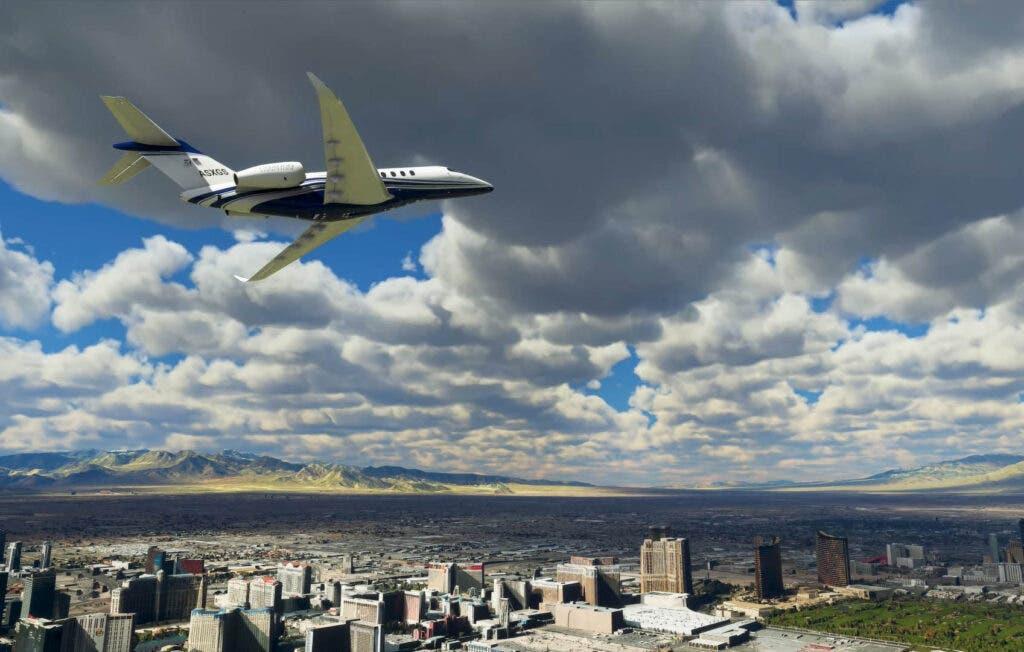 Microsoft Flight Simulator 20 es el juego más exitoso