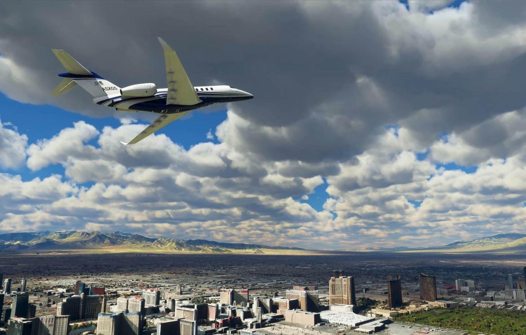 Microsoft Flight Simulator muestra la belleza de Norteamérica en su último tráiler 8