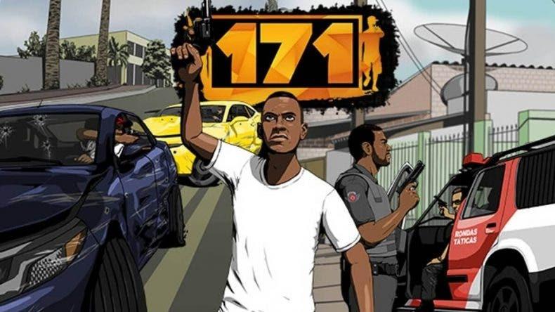 171 es un juego inspirado en GTA que llegará a Xbox Series y Xbox One