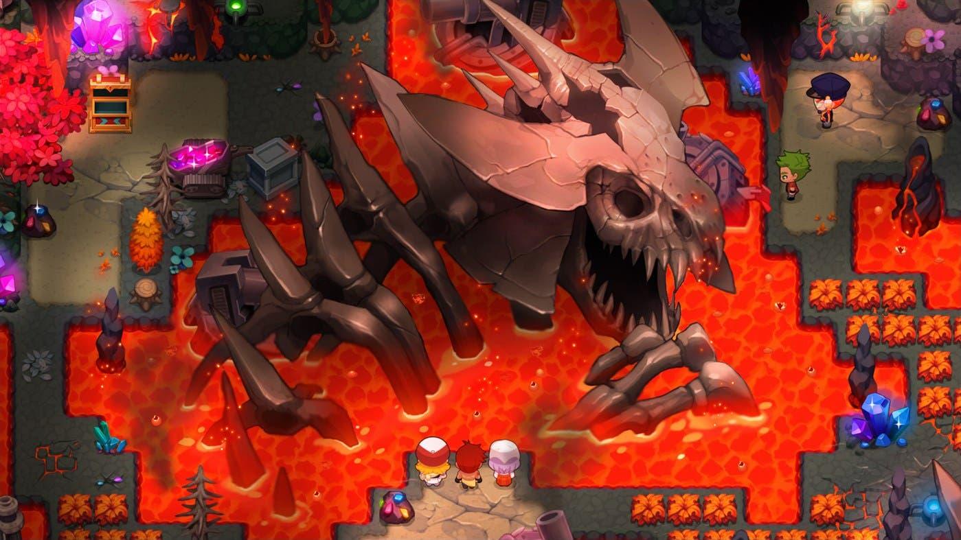 Análisis de Nexomon: Extinction - Xbox One 3