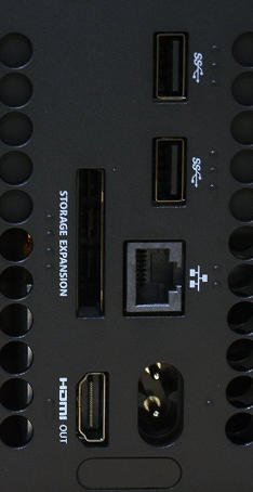 Xbox Series X cuenta con indicadores táctiles