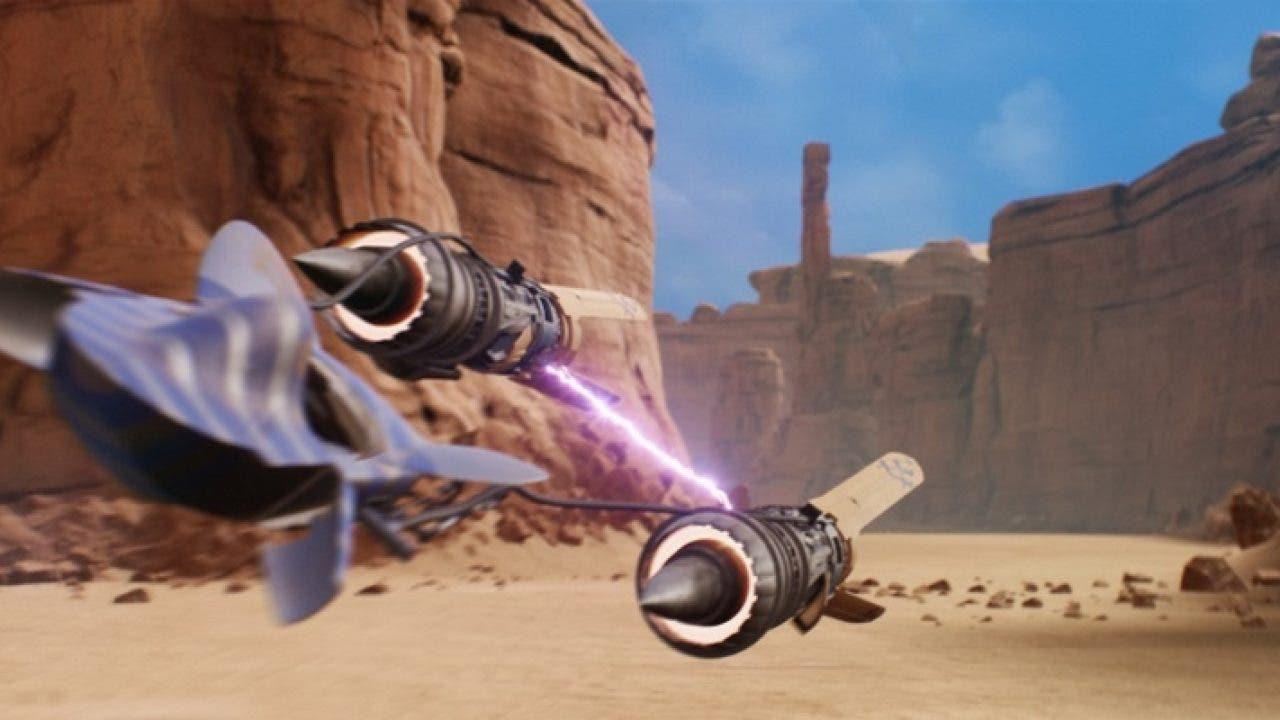 Star Wars: Racer llega por sorpresa a Xbox One 4