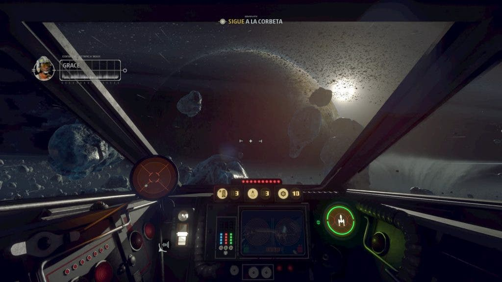 Gameplay de Star Wars Squadrons