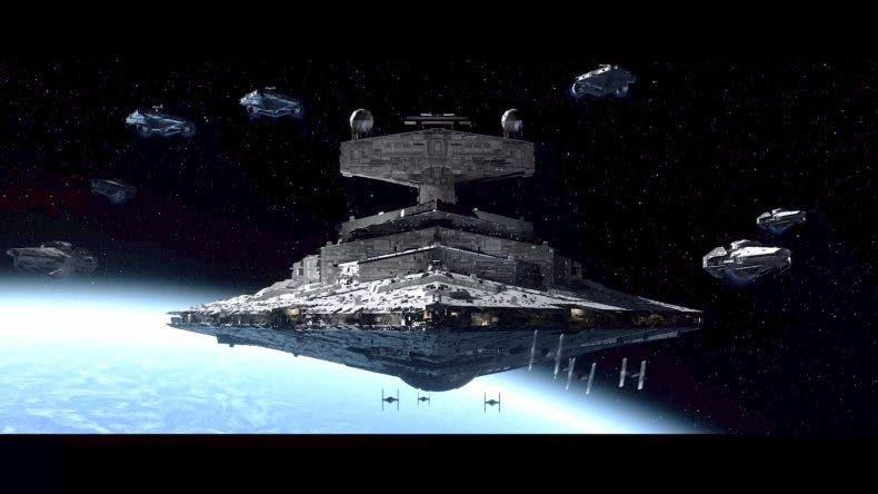Star Wars Squadrons se actualiza para incluir mejoras para Xbox Series X S y algunos contenidos 1