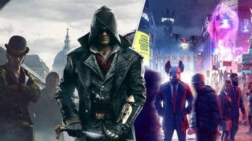 Comparan Watch Dogs Legion con Assassin's Creed Syndicate