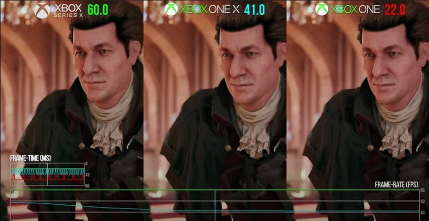 Assassin's Creed Unity sorprende a Digital Foundry con sus 60 FPS en Xbox Series X 1