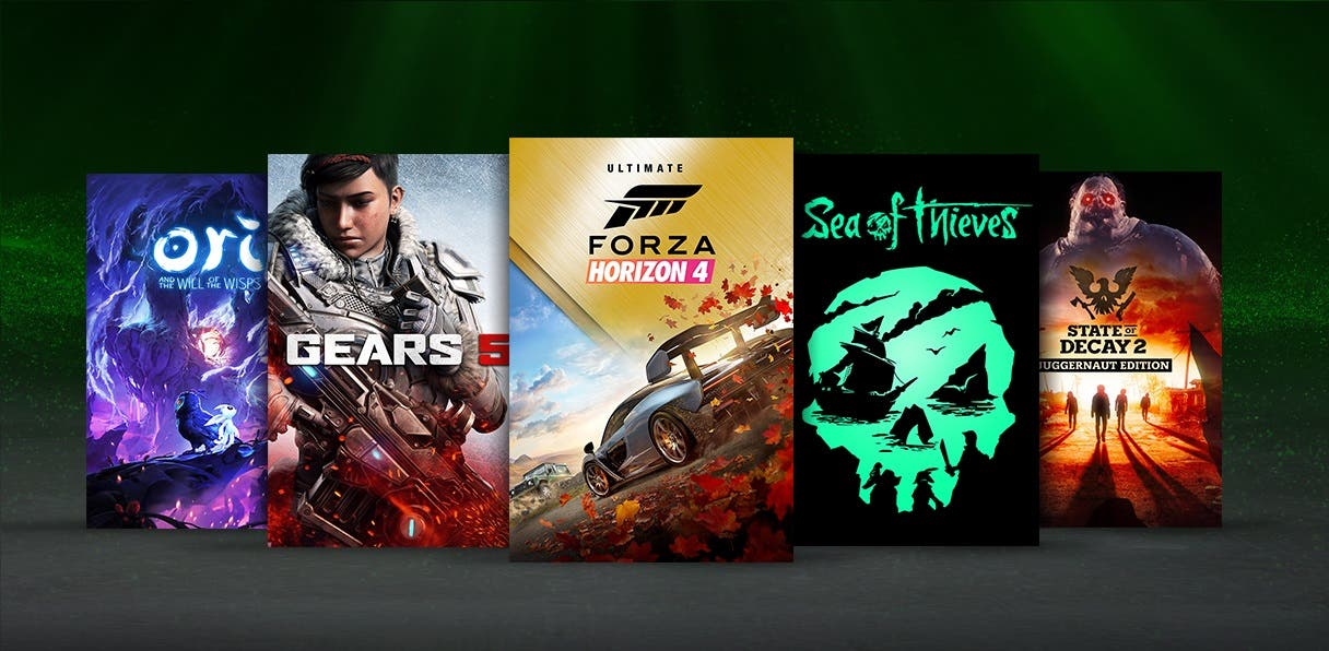 Grandes ofertas en juegos de Xbox Studios gracias al Hall of Fame
