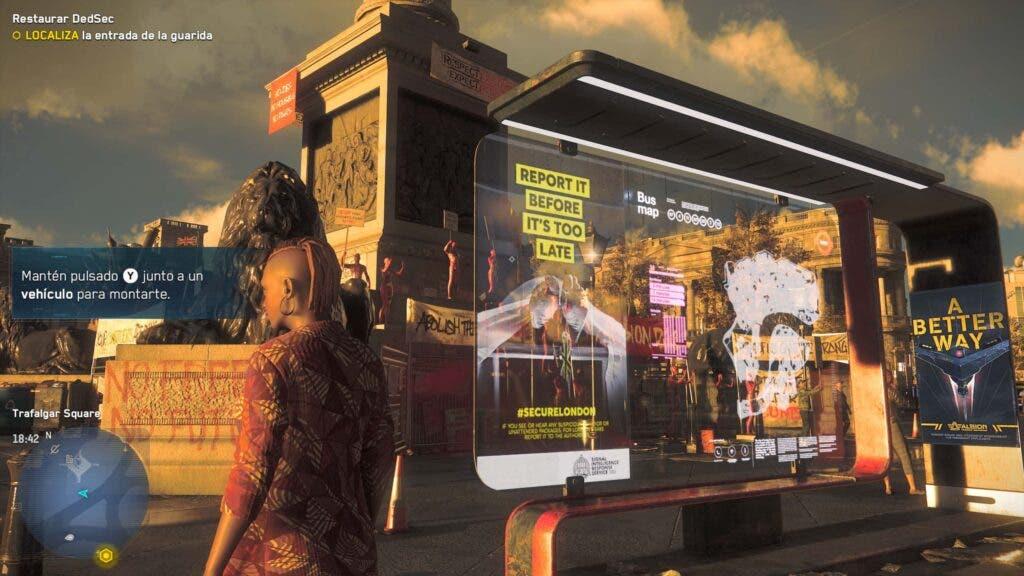 Así es el Ray Tracing de Watch Dogs Legion en Xbox Series X 3