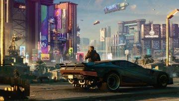 Cyberpunk 2077 es sorprendentemente bueno en Xbox One