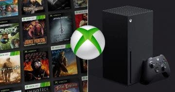 retrocompatibilidad de Xbox Series X|S