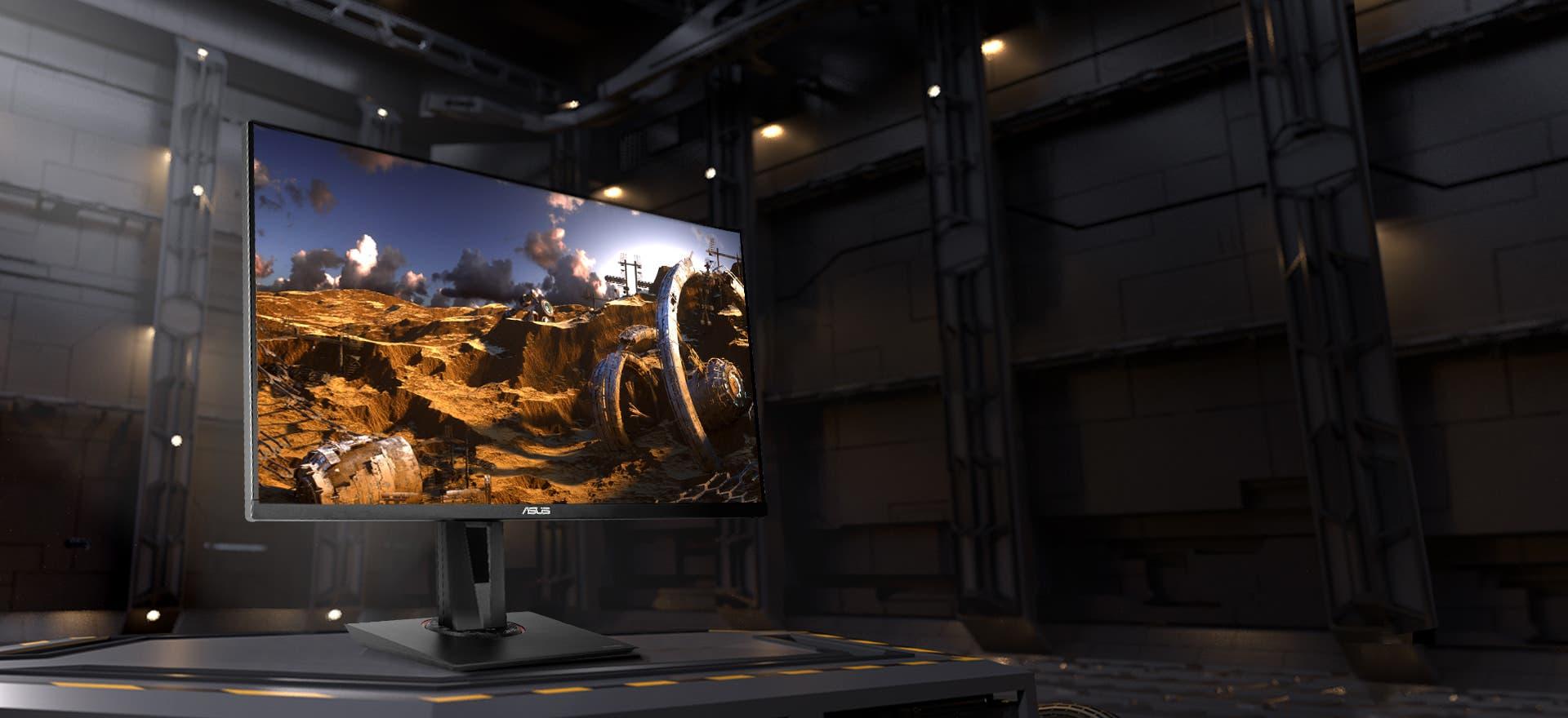 mejores monitores para jugar en Xbox Series X
