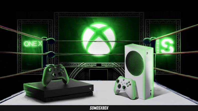 Xbox One X vs Xbox Series S ¿Merece la pena el salto? 1