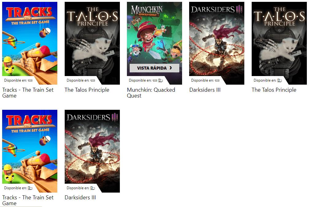 juegos que abandonarán Xbox Game Pass en noviembre
