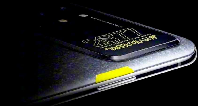 Descubre el espectacular One Plus 8T edición Cyberpunk 2077 4