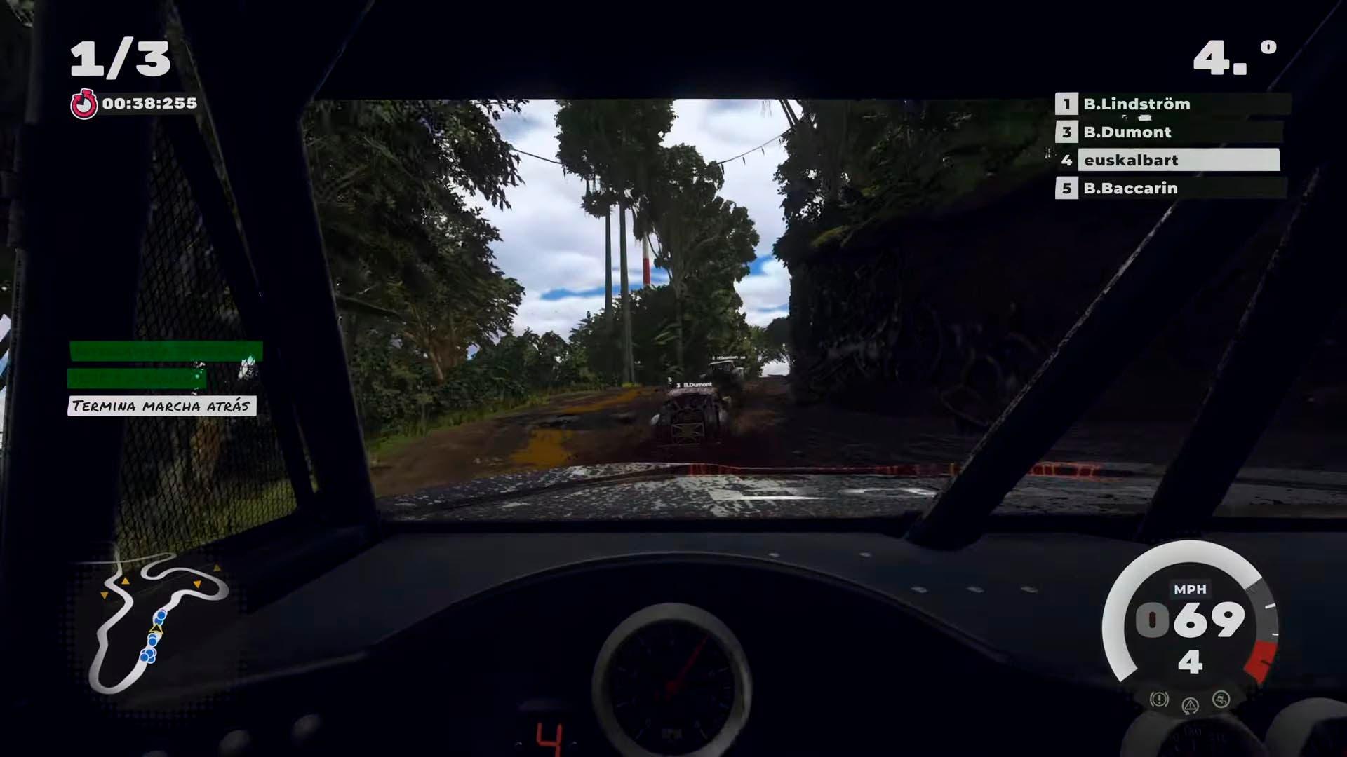 Análisis de las mejoras de DIRT 5 en Xbox Series X 3