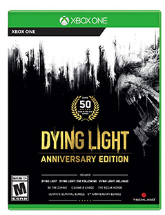 Revelada la Dying Light Anniversary Edition para Xbox One