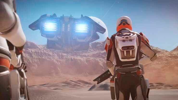 Elite Dangerous Odyssey sees its arrival on consoles and PC 3 delayed