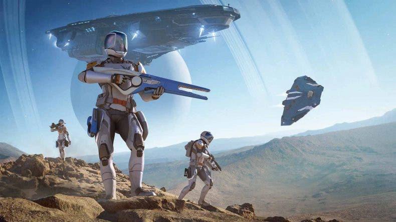 Elite Dangerous: Odyssey muestra su gameplay y concreta fecha para su test en PC 1