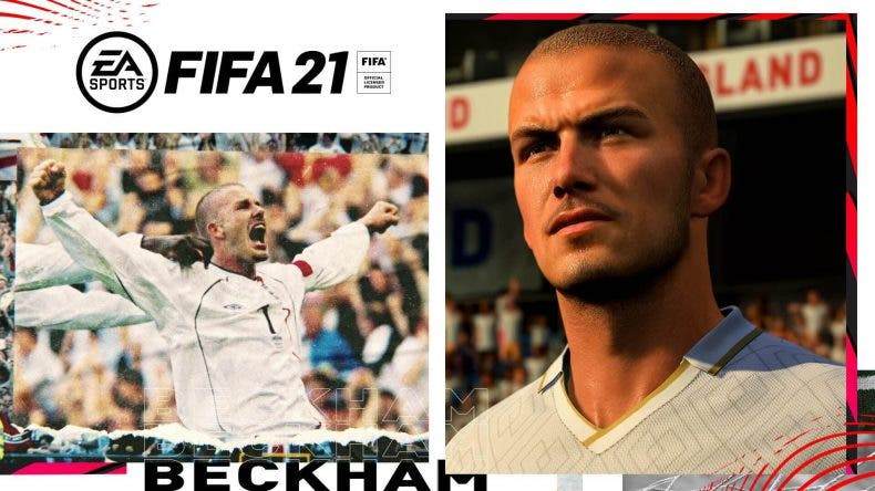 Cómo conseguir a Beckham gratis en FIFA 21 Ultimate Team