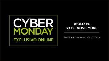 Arranca el Cyber Monday de El Corte Inglés con las mejores ofertas para Xbox 1