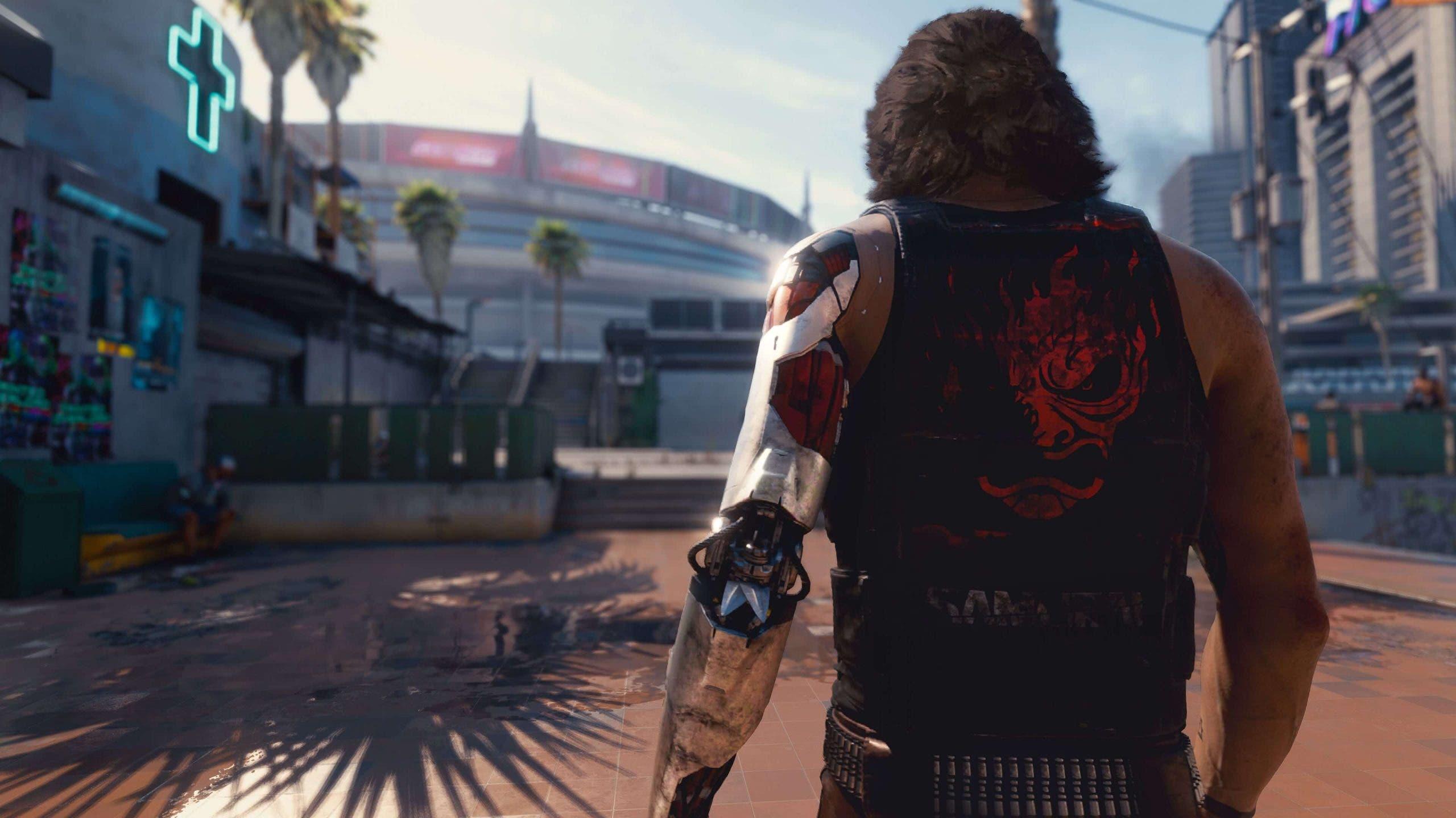 Johnny Silverhand será un personaje jugable en Cyberpunk 2077