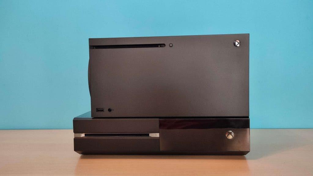 Así son Xbox Series X y Xbox Series S comparadas con Xbox One y Xbox One X 1