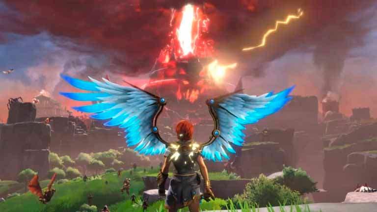 Immortals Fenyx Rising no tiene mejor rendimiento en Xbox Series X por mala optimización 1