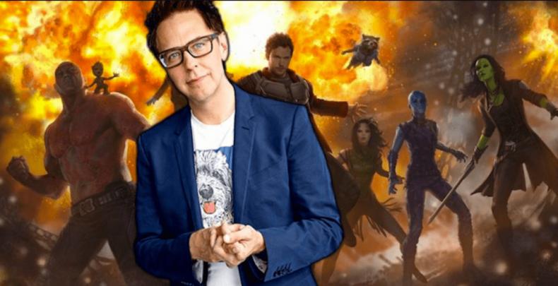 Microsoft le envía una Xbox Series X personalizada a James Gunn, director de Guardianes de la Galaxia 1
