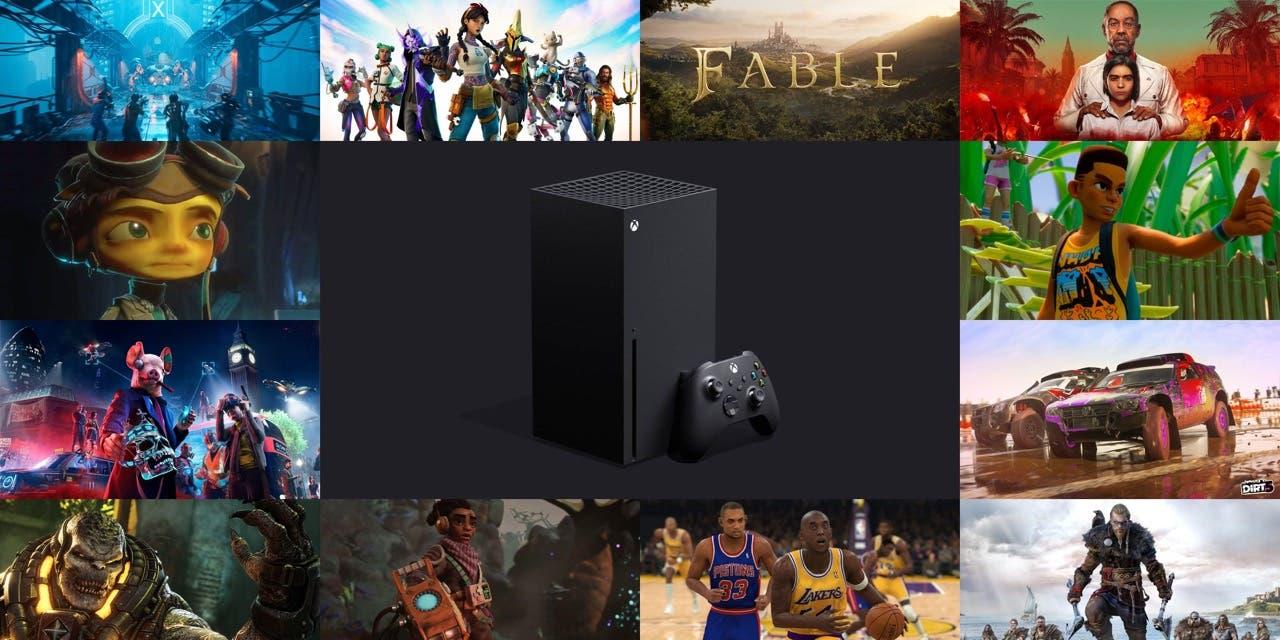 Los mejores 7 juegos de Xbox Series X para jugar ahora mismo 6