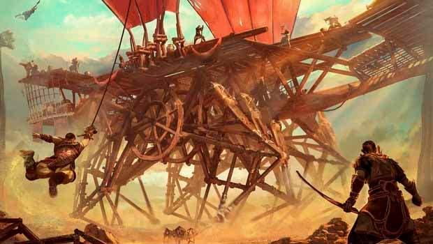 El MMO Last Oasis confirma su llegada a Xbox en 2021 1