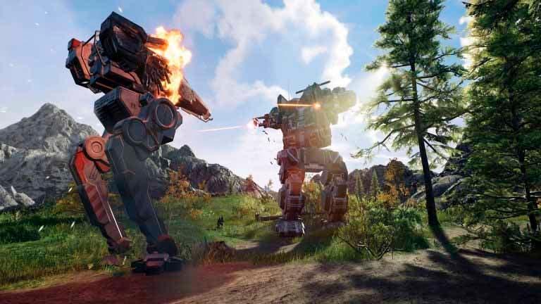 MechWarrior 5: Mercenaries ya tiene fecha de lanzamiento en Xbox 2