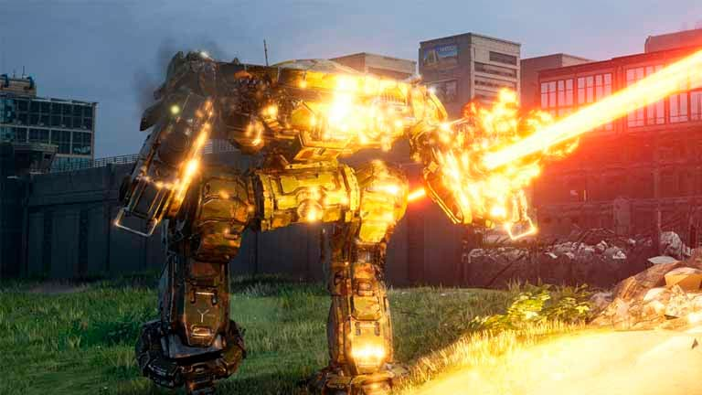 MechWarrior 5: Mercenaries verá la luz en exclusiva en consolas Xbox en primavera 1