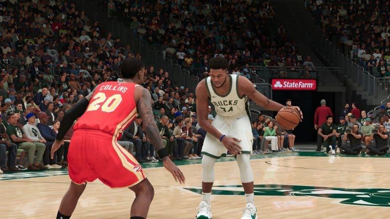 Ya disponible la primera actualización de NBA 2K21 para la versión de Xbox Series X 1
