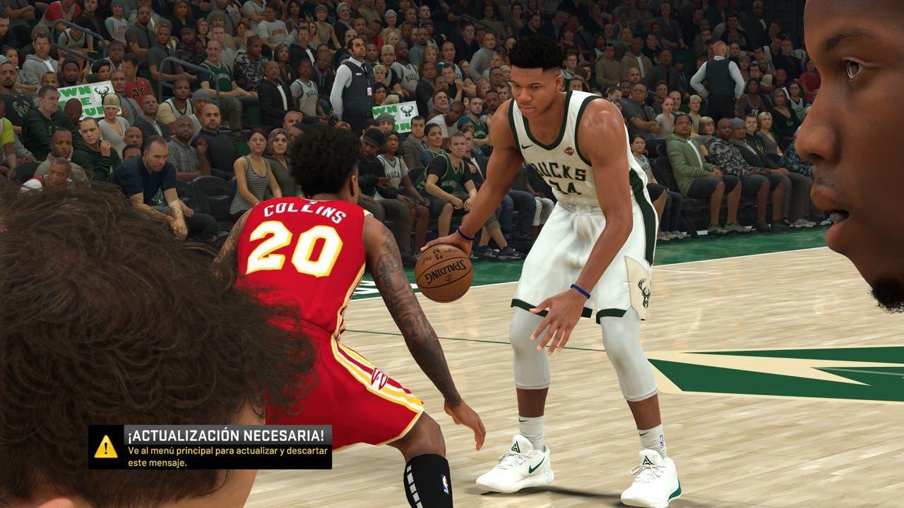 Análisis de NBA 2K21 - Xbox Series X|S 2