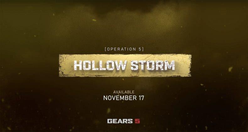 Nuevo tráiler de Hollow Storm, la Operación más grande y ambiciosa de Gears 5 1
