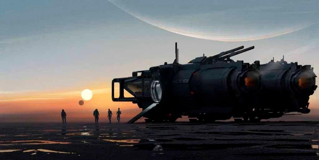 El nuevo Mass Effect está en una fase temprana de su desarrollo 2