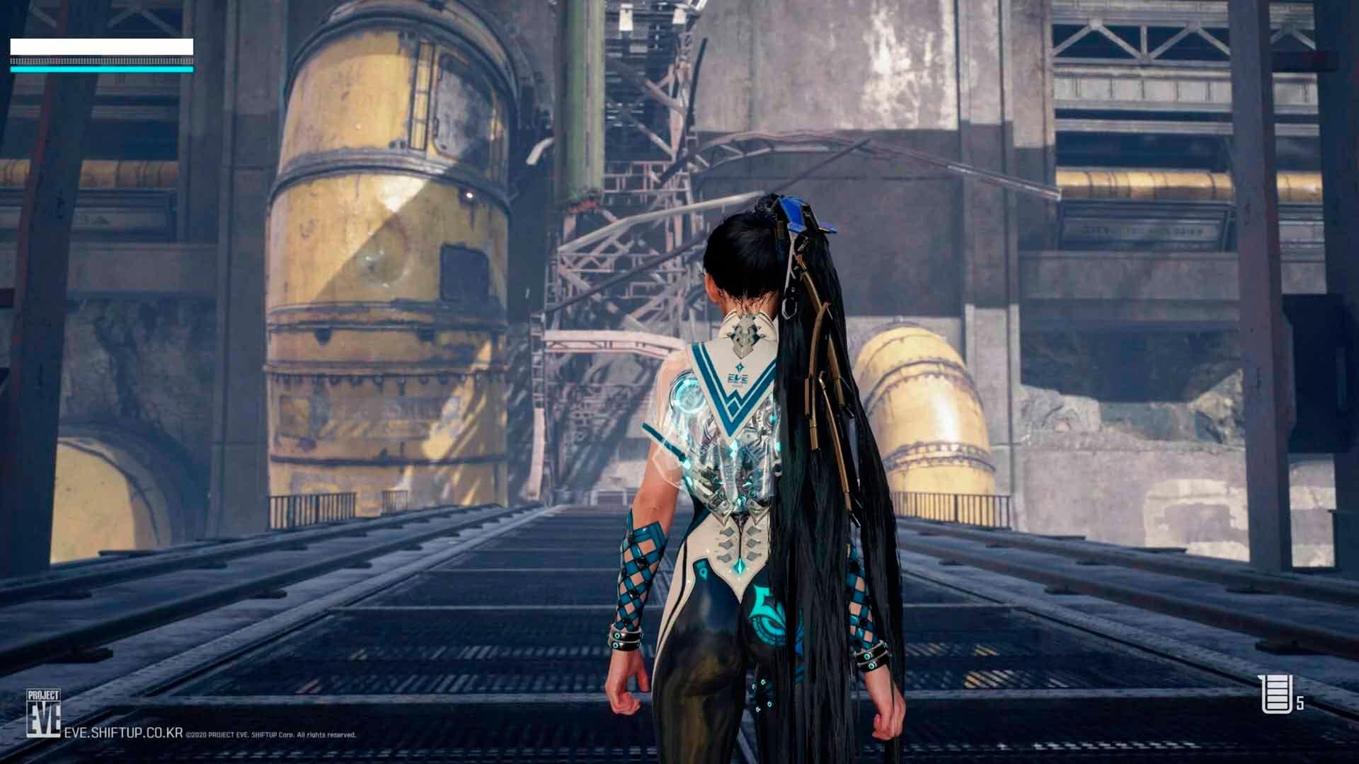 El espectacular Project EVE se muestra en un gameplay y abre la puerta a la nueva generación de consolas 3