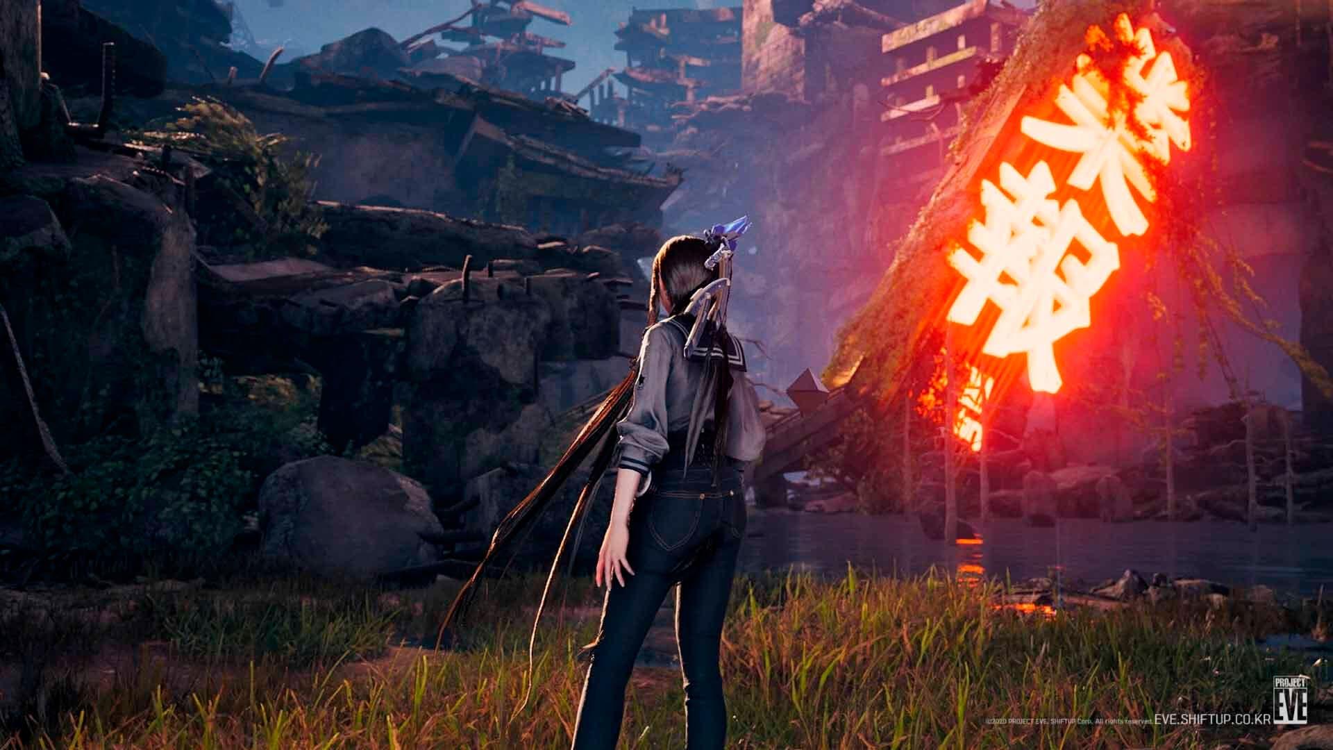 El espectacular Project EVE se muestra en un gameplay y abre la puerta a la nueva generación de consolas 6
