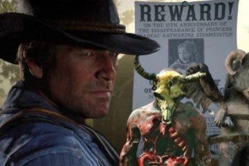 10 secretos más ocultos de Red Dead Redemption 2