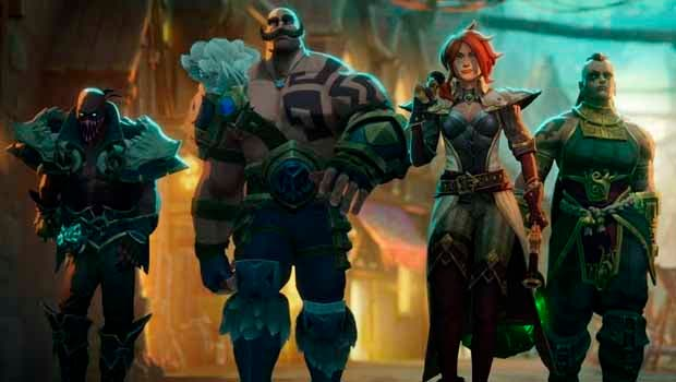 Ruined King: A League of Legends Story confirma su llegada a Xbox 1