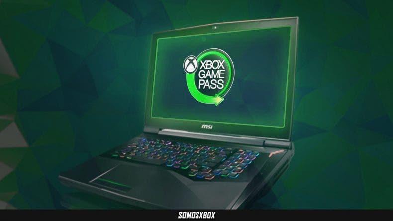 10 Portátiles Gaming para jugar a Xbox Game Pass 1