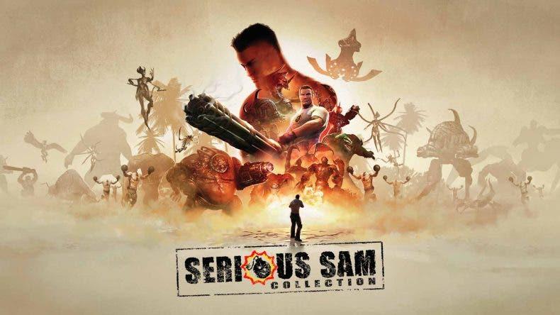 Serious Sam Collection también llegará a Xbox One 1