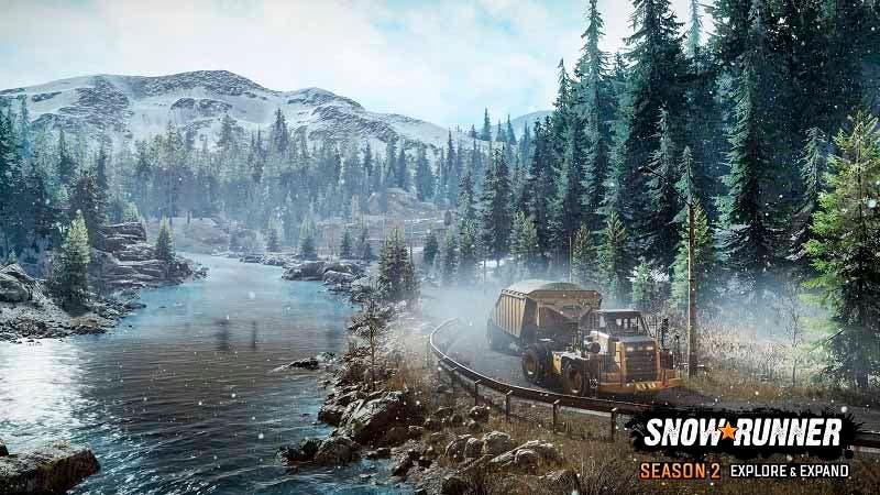 Llega el soporte para mods a SnowRunner en consolas