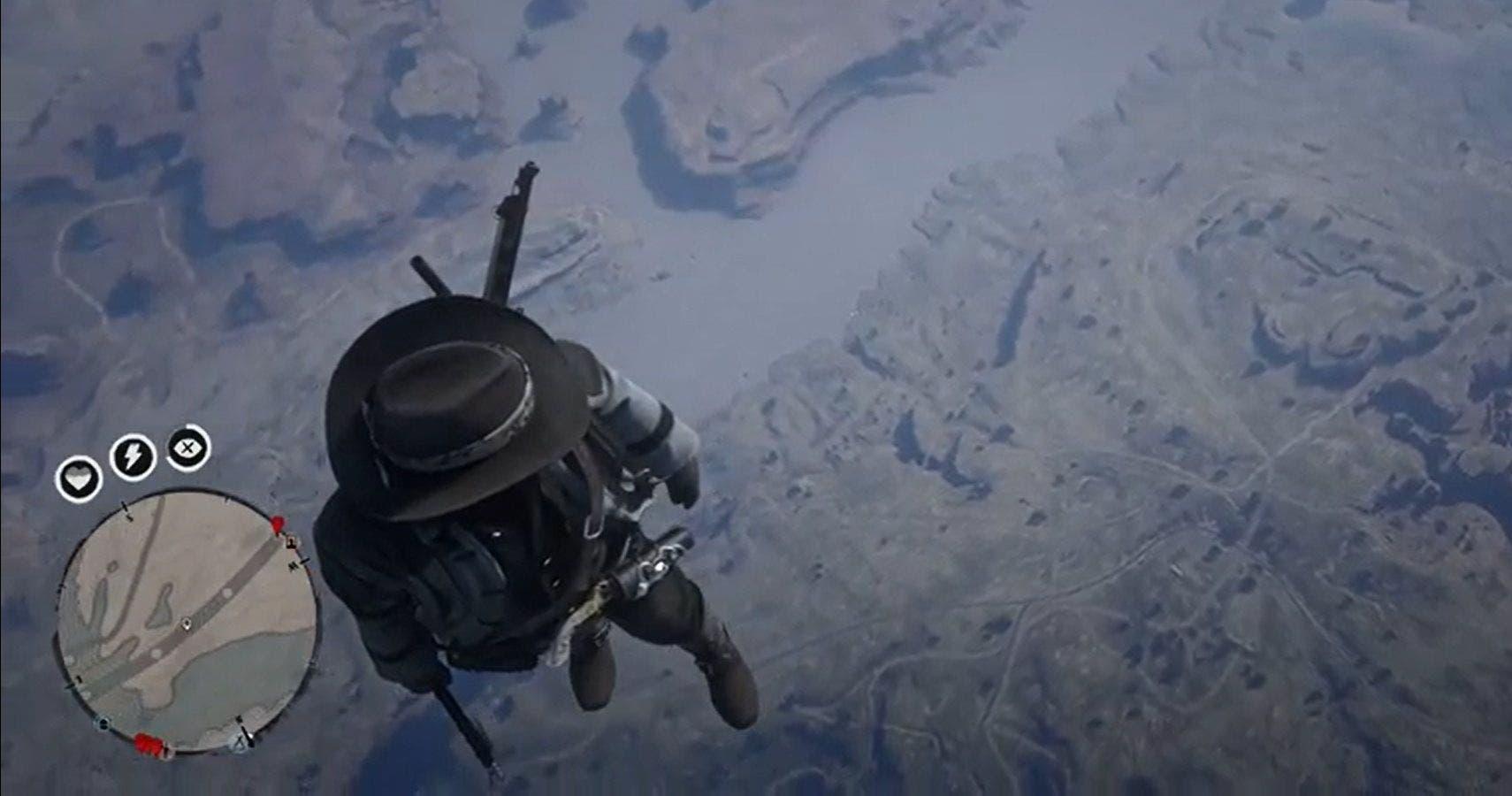 bug hace volar a los jugadores de Red Dead Online por el mapa